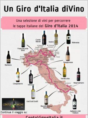 Infografica giro d'italia