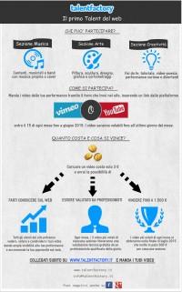 Concorso Talent Factory - Come si partecipa