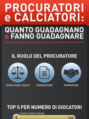 infografica procuratori calciatori e guadagni